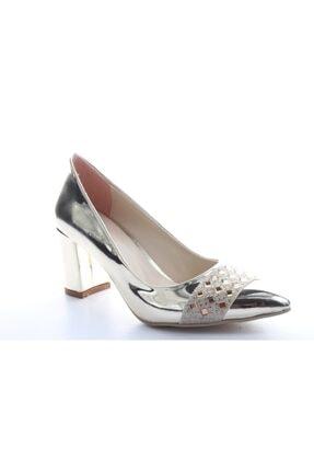 Almera 203-11 Kadın Topuklu Ayakkabı
