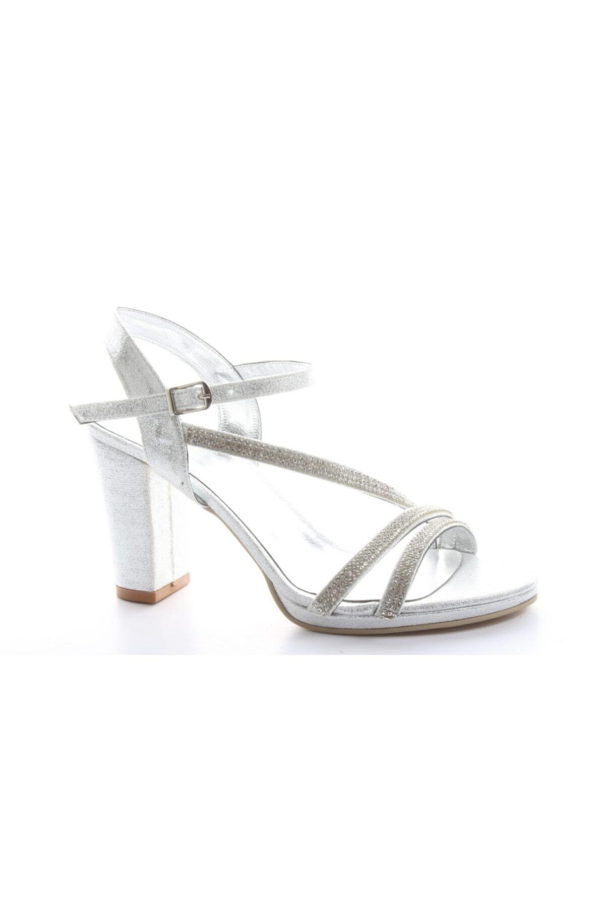 Almera 011 Kadın Topuklu Ayakkabı 1