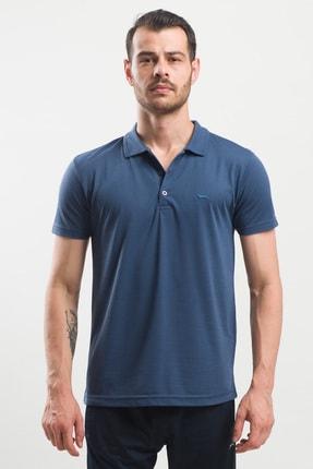 Slazenger Spırıt Erkek T-shirt Indigo