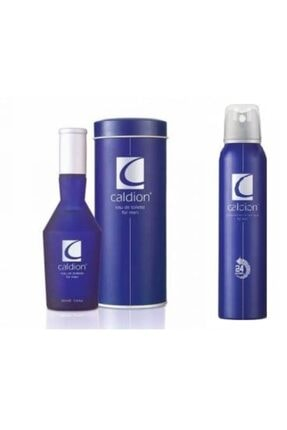 Caldion Orıjınal Classıc Men Edt 100 Ml Erkek Parfüm + 150 Ml Deodorant Ikili Set