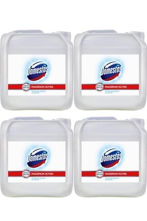 Domestos Çamaşır Suyu Ultra Beyaz 3240 Ml ( 4 Adet )
