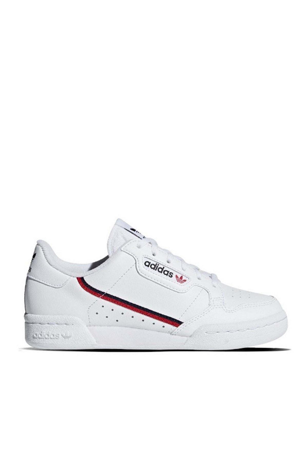 adidas CONTINENTAL 80 J Çocuk Spor Ayakkabı 1
