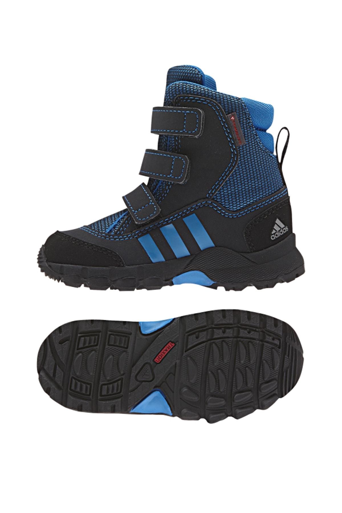 adidas Lacivert Mavi Erkek Çocuk Bot BB1401