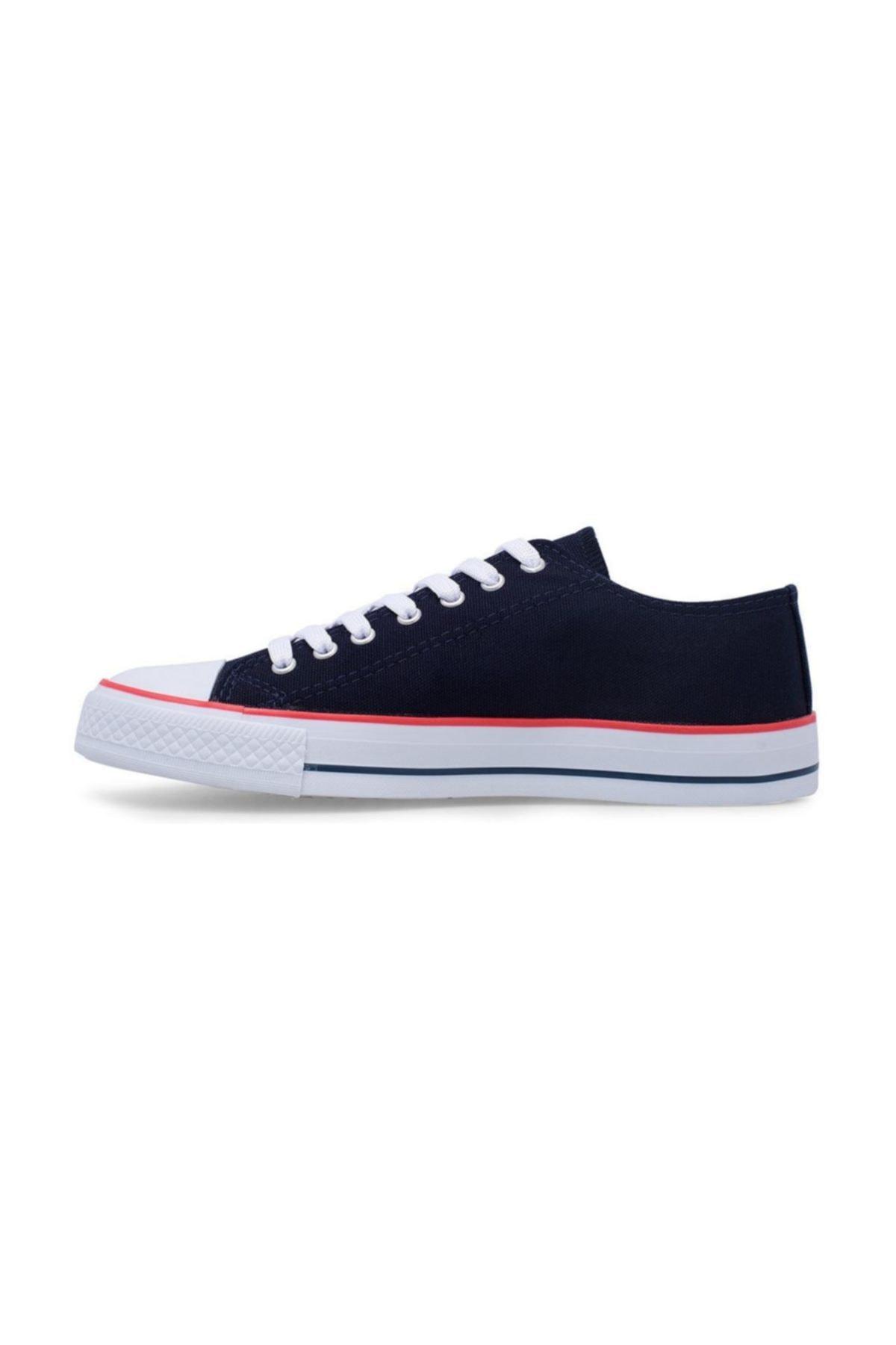 lumberjack MAXWELL Lacivert Erkek Kalın Taban Sneaker Spor Ayakkabı 100506842 2