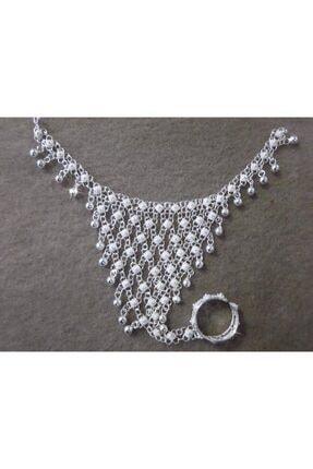ÜLKÜ TELKARİ Kadın Gümüş Şahmeran