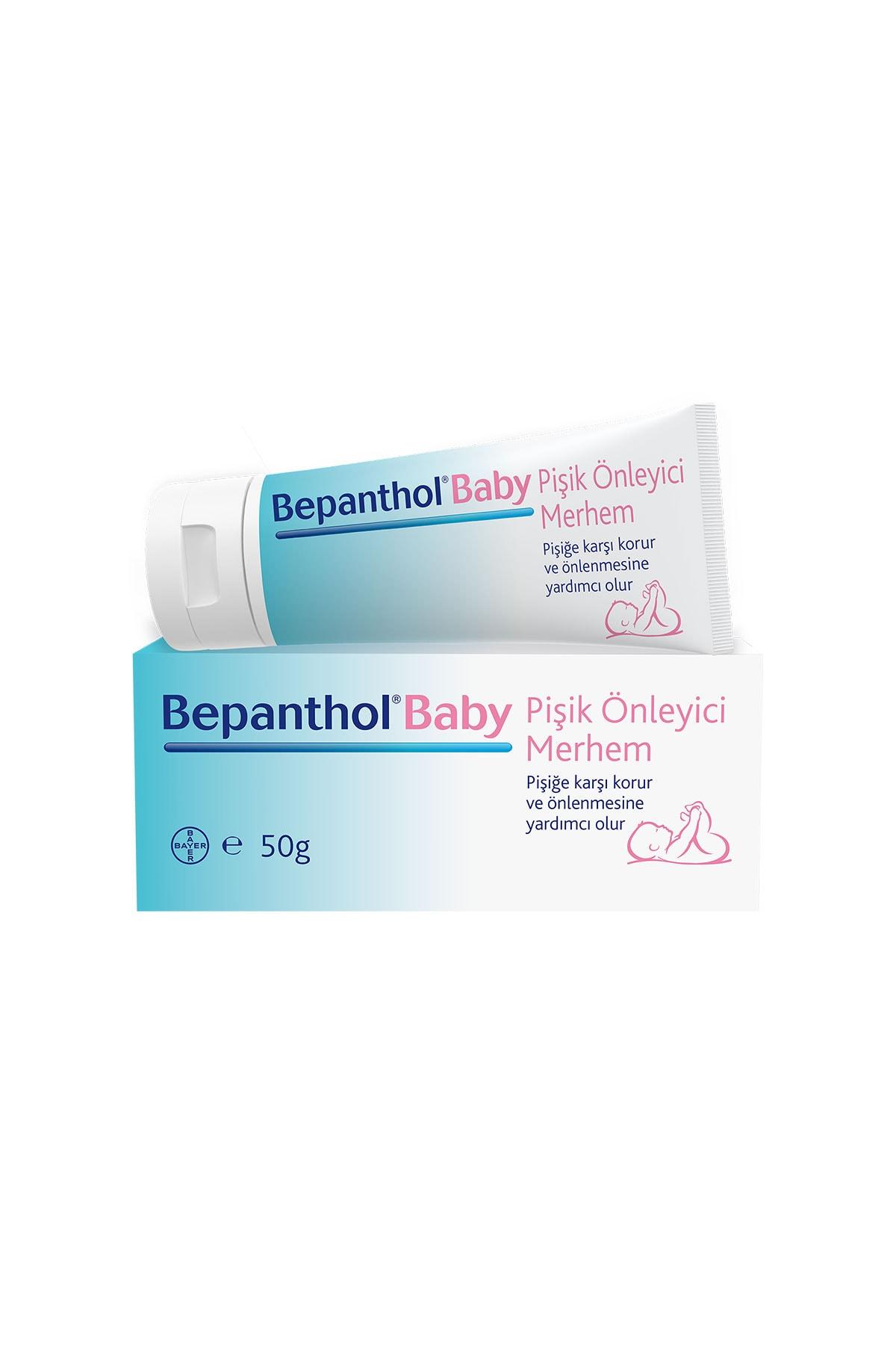 Bepanthol Baby Pişik Önleyici Merhem 50gr 2