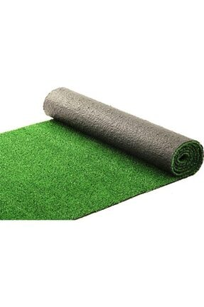 TARKETT Dekoratif Suni Çim Halı Yeşil - 7mm 1m X 1m