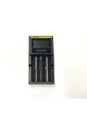 Nitecore D2 Lıtyum Pil Şarj Cihazı