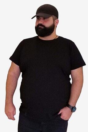 Xanimal Erkek Büyük Beden Pamuklu T-shirt