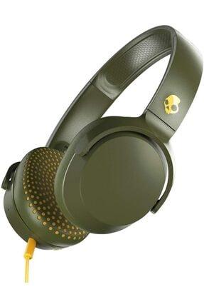 Skullcandy Riff On Ear Mikrofonlu Kulak Üstü Kablolu Kulaklık S5pxy-m687 Yeşil