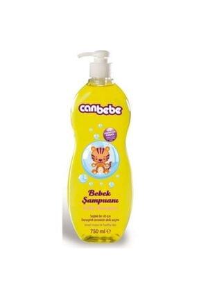 Canbebe Bebek Şampuanı 750ml Pompalı