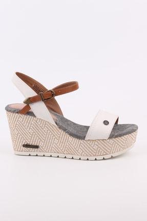 WRANGLER Dolgu Topuk Yüksek Kadın Ayakkabı Yazlık