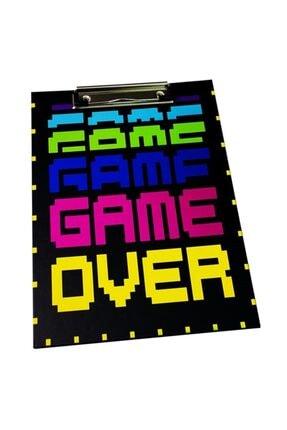 Gift Moda Game Over Tasarım Sekreterlik