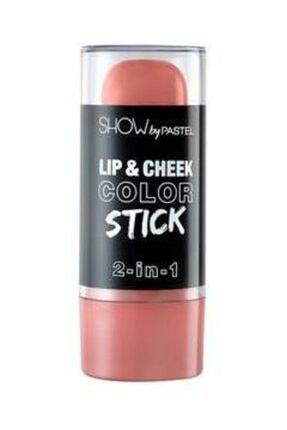 Pastel Allık - Lip & Cheek Color Stick No: 417 8690644034176