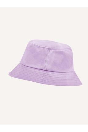 Köstebek Lila Kova Yazlık Şapka Lilac Bucket Hat