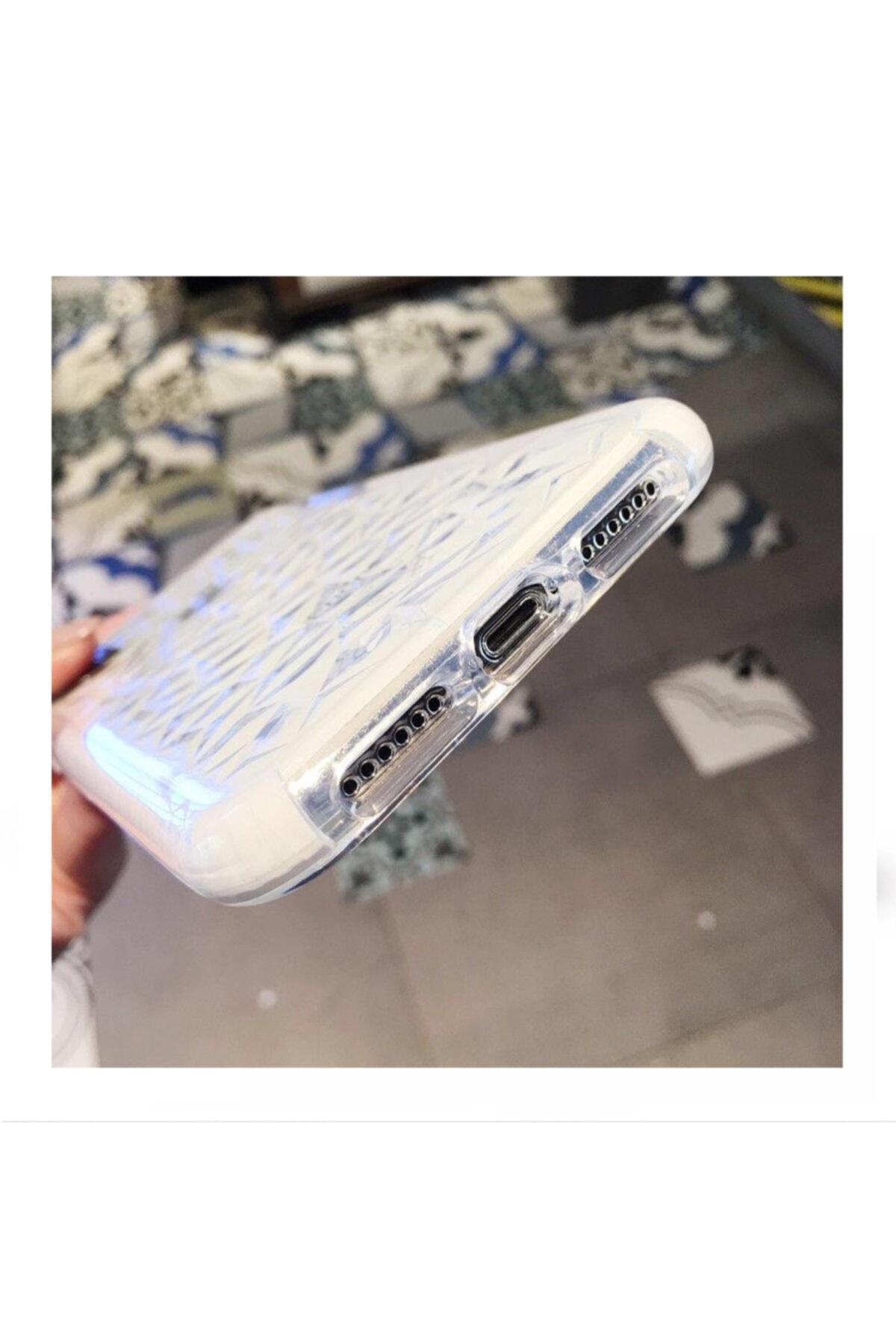Kılıfsiparis Iphone 11 Pramit Desenli Darbe Önleyici Silikon Kılıf 2