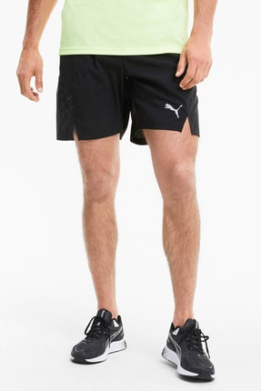 "Puma Erkek Spor Şort - Run Graphic Woven 7""  -  51937801"