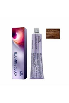 Wella Illumina 7.3 Orta Altın Kumral Saç Boyası