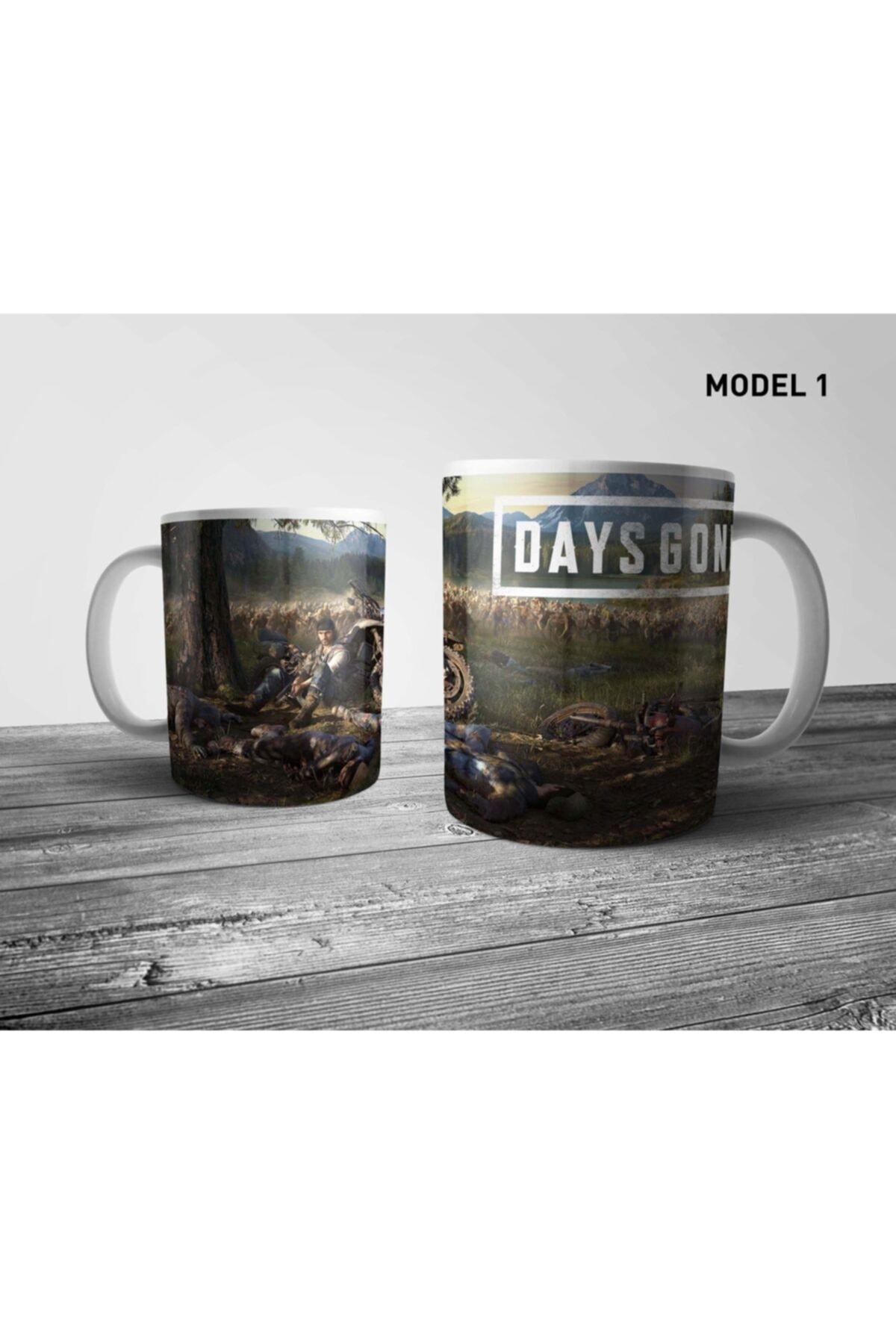 Pixxa Days Gone Kupa Bardak Modelleri 1
