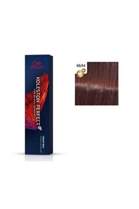 Wella Koleston Perfect Me+ Vibrant Reds 66/44 Yoğun Koyu Kırmızı