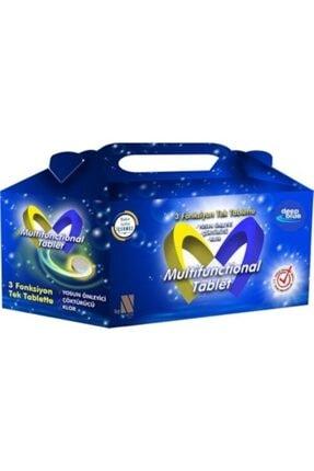 DEEP BLUE Multi Tablet Klor 1 kg Üçü Bir Arada Havuz Dezenfektanı
