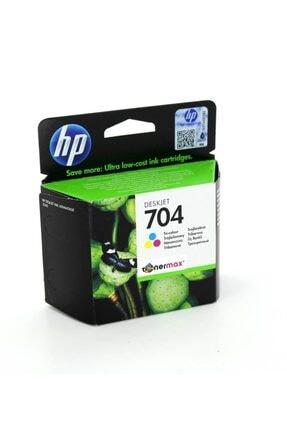 HP 704 Cn693a / Deskjet 2060 / K110a / J510 Orjinal Renkli Kartuş