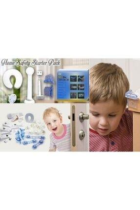 CMT 30 Parça Bebek Çocuk Güvenlik Seti Ev Dolap Çekmece Kilit Emniyet Aparatı