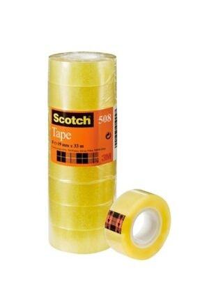 3M Scotch 508 Tape 19mmx3 8'li