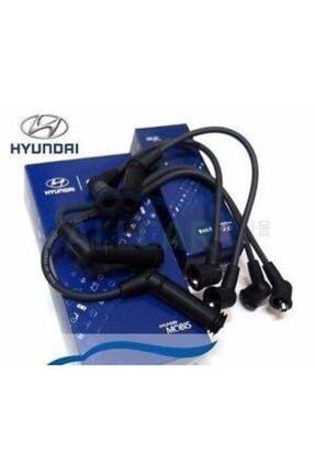 Orjinal Hyundai Getz 1.3 Buji Kablo Takımı 2750122b10
