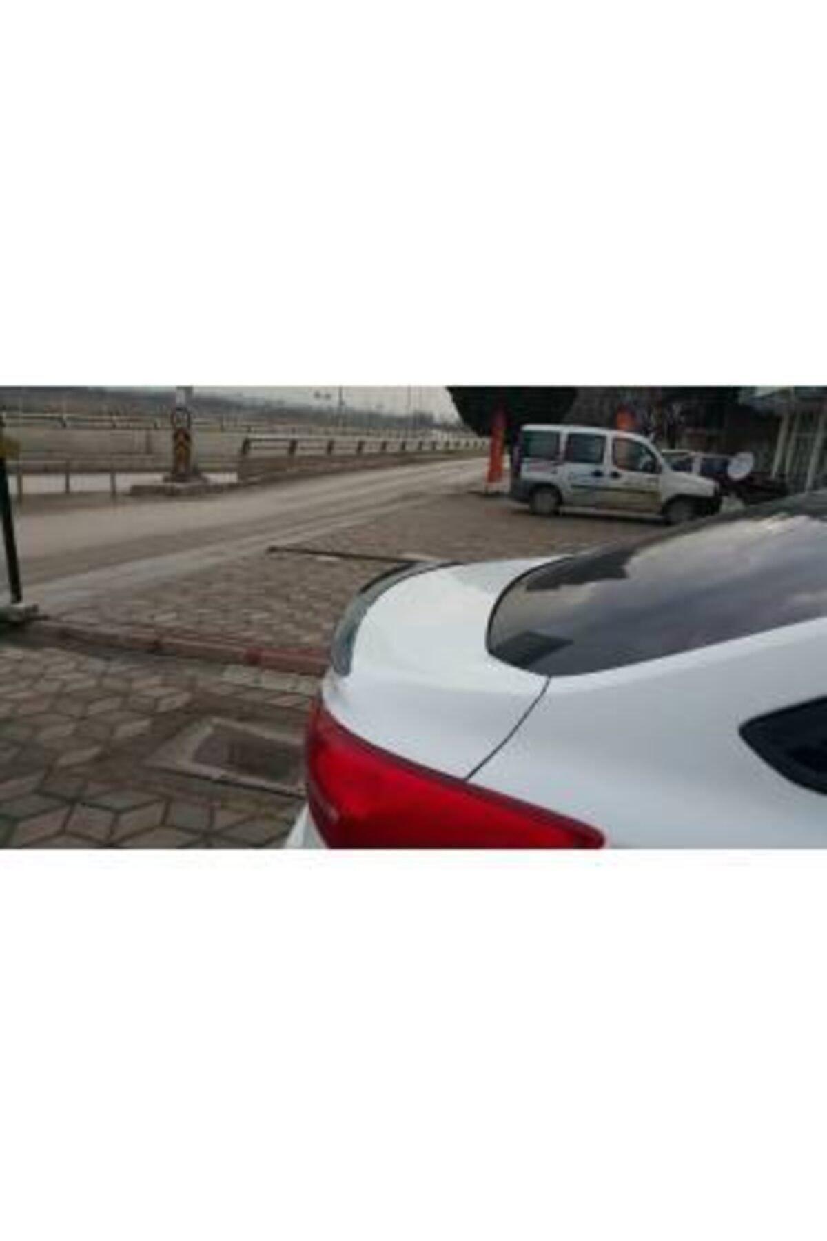 CARPİ Ford Focus (12-18) 3, 3.5, 4 Sedan Kasa Bagaj Üstü Spoiler 1
