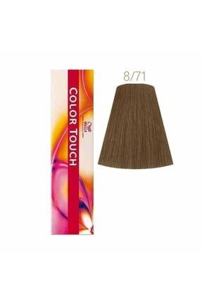 Wella Color Touch Tüp Saç Boyası 8/71 60 ml