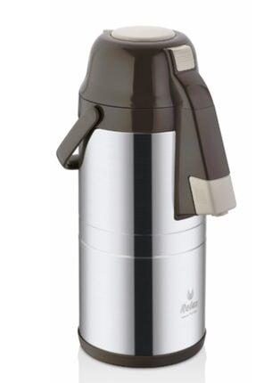 Remetta Caldo Delux 4.5 Litre Çelik Termos -kahve