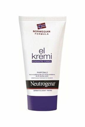 Neutrogena Parfümlü El Kremi 50 ml 3574661216614