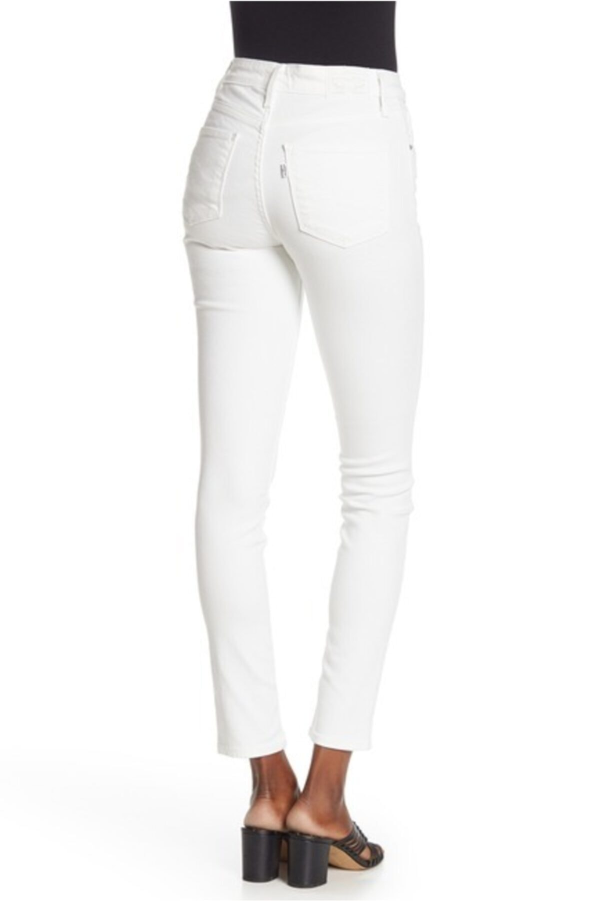 Levi's 721 High Rise Skinny Ankle Jeans 2