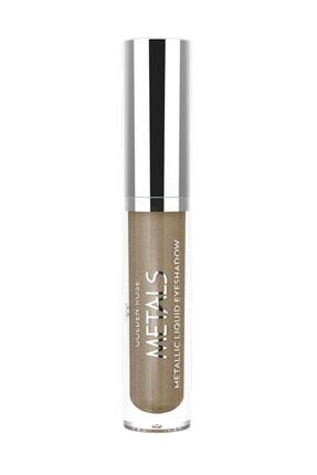 Golden Rose Likit Metalik Göz Farı - Metals Metallic Liquid Eyeshadow No: 107