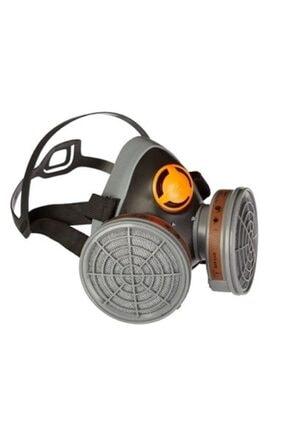 Delta Plus Yarım Yüz Maskesi M6400