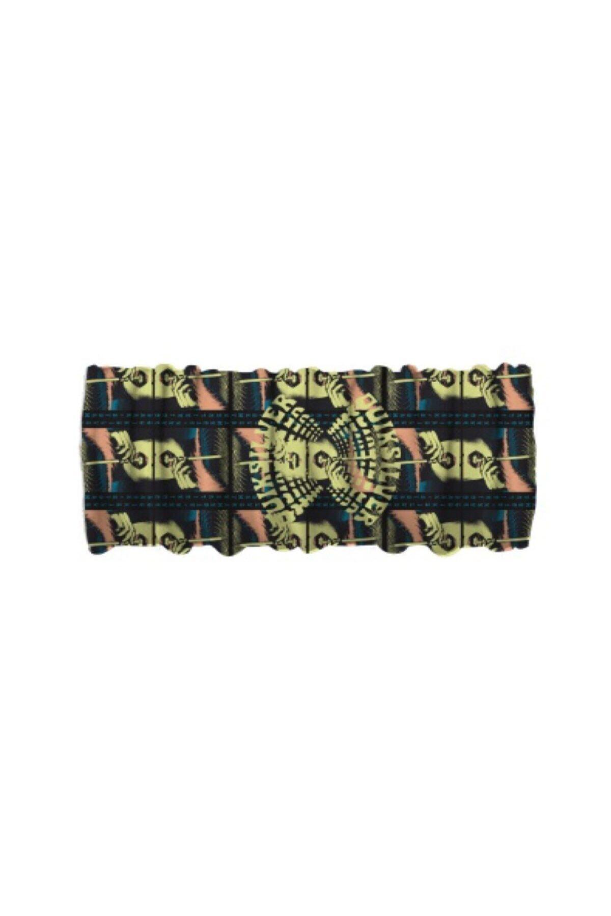 Quiksilver Siyah Sarı Bandana 1
