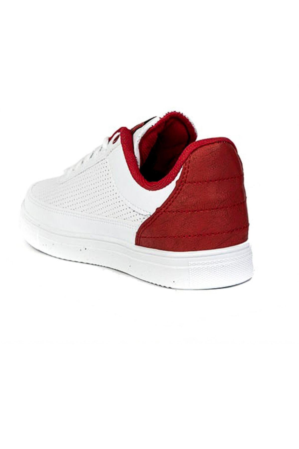 Hercule Shoes Filling Polo Kırmızı Erkek Spor Ayakkabı Günlük Sneaker Yeni Sezon 2