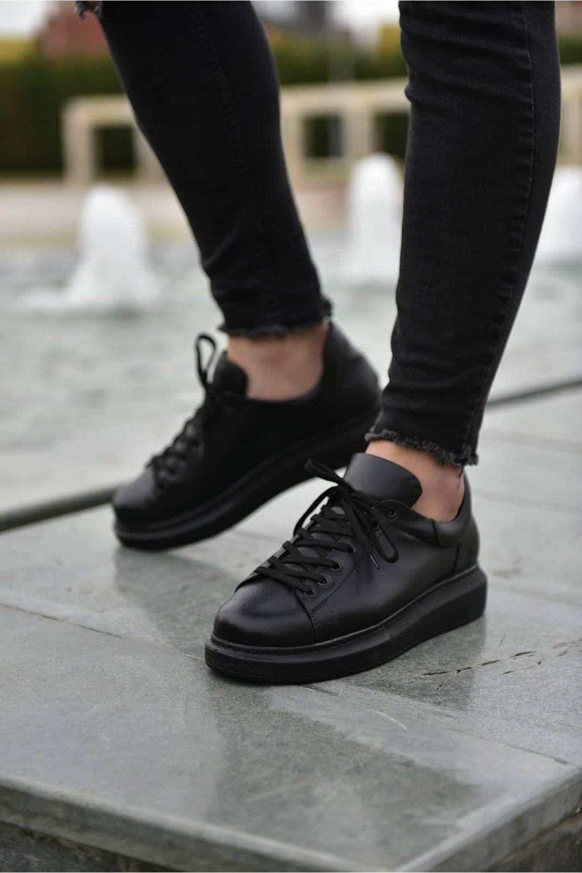 Mida Shoes Siyah Mida Sneakers 2