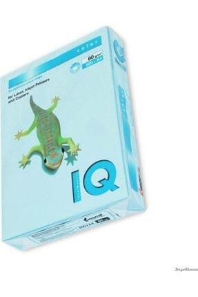 Mondi Mondı Iq Renkli Kağıt A4/80/500 Buz Mavi Açık