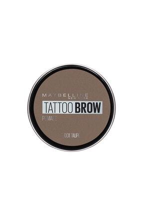 Maybelline New York Kaş Pomadı - New York Tattoo Brow No:01 Taupe 3600531516765