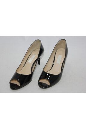 İnci Kadın Siyah Klasik Topuk Ayakkabı