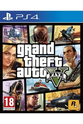 R Film Ps4 Gta 5