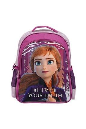 Disney Frozen Kız Çocuk Mor İlkokul Çantası 5137
