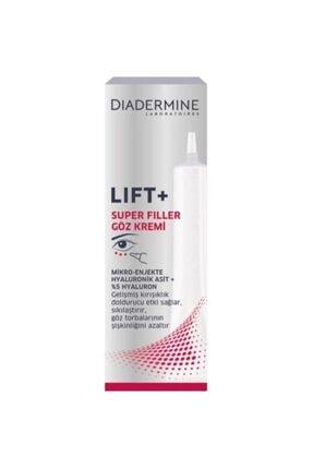 Diadermine Lift+ Super Filler Göz Kremi