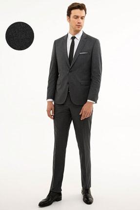 Pierre Cardin Erkek Lacivert Slim Fit Takım Elbise