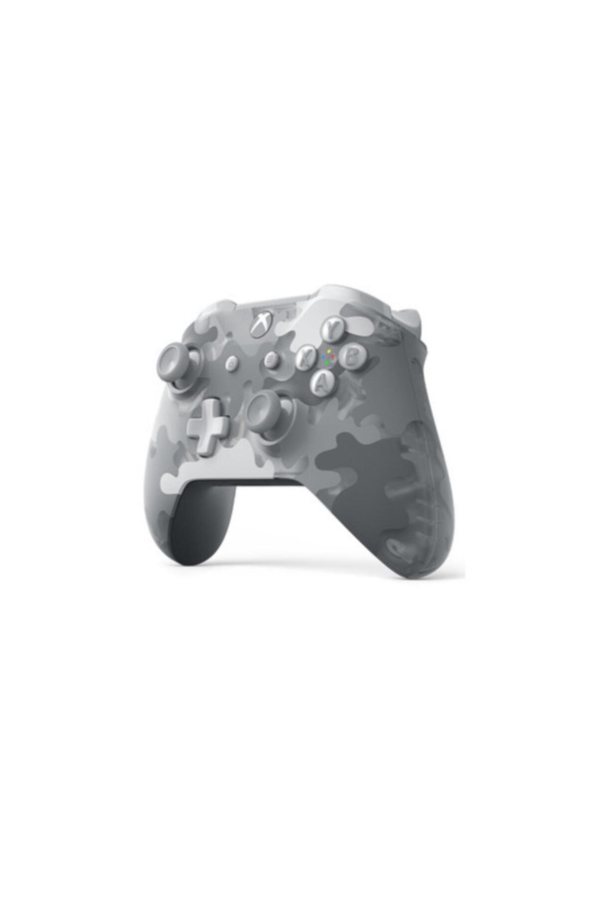MICROSOFT Xbox One Arctic Camo Special Edition Kablosuz Oyun Kumandası Wl3-00175 2