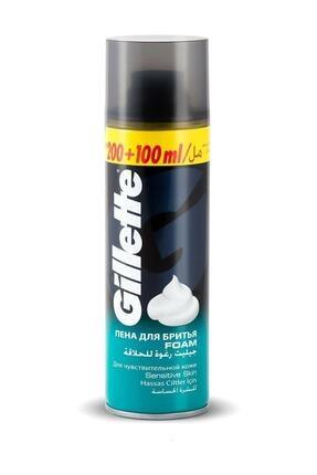 Gillette Tıraş Köpüğü 300 ml