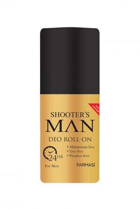 Farmasi Shooter's Man Deo Erkek Roll-on 50 Ml 8690131107413