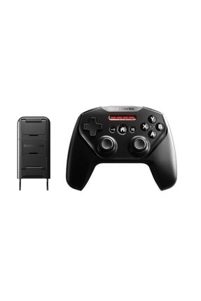 SteelSeries Nimbus+ Plus Ios Apple Tv Mac Ile Uyumlu Wireless Gamepad Kablosuz Oyun Kumandası